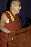Dalaï-lama Reproduction photo par Globe Photos LLC