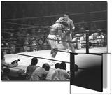 Joe Frazier Vs Mohammed Ali at Madison Square Garden