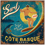 Surf Côte Basque