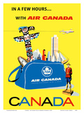 Canada - Air Canada TCA (Trans-Canda Air Lines)