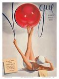 Vogue - Summer Beauty Issue Reproduction d'art par Pacifica Island Art