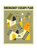 Emergency Escape Plan 3