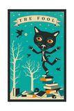 Tarot Card Cat: The Fool