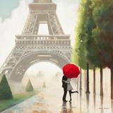 Paris Romance II Acrylique par Marco Fabiano