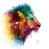 Jungle´s King Reproduction d'art par Patrice Murciano