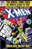 X-Men No137 Cover: Cyclops  Grey and Jean