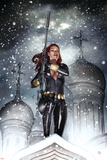 Black Widow: Deadly Origins No2 Cover: Black Widow