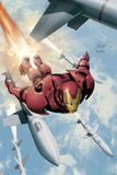 Invincible Iron Man No3 Cover: Iron Man