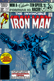 The Invinvible Iron Man No152 Cover: Iron Man