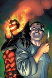 Defenders No4 Cover: Dr Strange and Dormammu