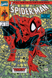 Spider-Man No1 Cover: Spider-Man