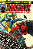Daredevil No161 Cover: Daredevil  Bullseye and Black Widow