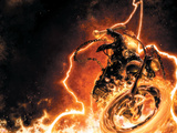 Ghost Rider No1 Cover: Ghost Rider