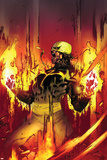 The Immortal Iron Fist No17 Cover: Iron Fist