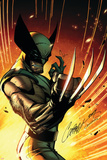 Wolverine: Savage No1 Cover: Wolverine