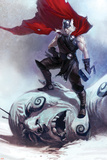 Thor: Ages Of Thunder No1 Cover: Thor