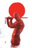Daredevil: End of Days 8 Cover: Daredevil