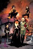 X-Men 1 Cover: Jubilee  Pryde  Kitty  Summers  Rachel  Rogue  Storm  Psylocke