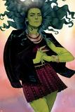 She-Hulk No 12 Cover