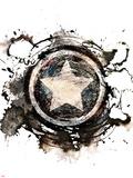 Marvel Comics Retro Badge Featuring Marvel Comics (Retro)