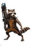 Guardians of the Galaxy - Rocket Raccoon