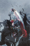 Thor: God of Thunder 3 Cover: Thor