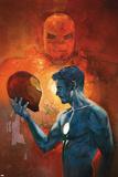 International Iron Man No 3 Cover Art Featuring: Iron Man  Tony Stark