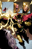 Loki: Agent of Axis No 9 Cover  Featuring: Thor  Loki