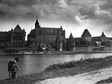 Marienburg Near Malbork  1937