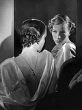 Short Hairstyle  1935