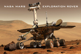 NASA Mars Exploration Rover Sprit Opportunity Photo