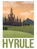 Hyrule Retro Travel