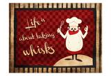 Taking Whisks