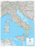 2014 Italy - National Geographic Atlas of the World  10th Edition