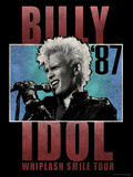 Billy Idol - Whiplash Smile Tour  1987