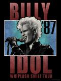 Billy Idol - Whiplash Smile Tour  1987