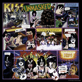KISS - Unmasked (1980)