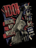 Billy Idol - Dancing With Myself Tour  1982