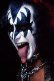 KISS - Gene Simmons Demon Tongue 1977