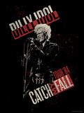 Billy Idol - Catch My Fall Tour  1984