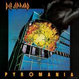 Def Leppard - Pyromania 1983