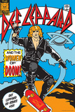 Def Leppard and the Women of Doom!