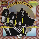 KISS - Hotter Than Hell (1974)