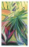 Jardin Abstracto I Reproduction d'art par Suzanne Wilkins