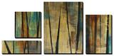 Debout Tableau multi toiles par Joshua Schicker