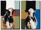 Herd That Tableau multi toiles par Sydney Edmunds