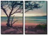 Memory Beach, Kauai Tableau multi toiles par Vincent James