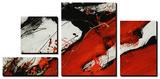 Ruby Tableau multi toiles par Rikki Drotar
