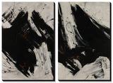 Staccatto Tableau multi toiles par Farrell Douglass