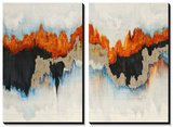 Aperture Tableau multi toiles par Joshua Schicker